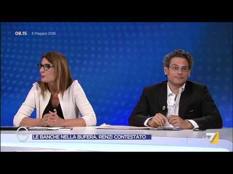 Banche, Malpezzi (PD): Contestatori di...
