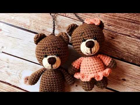 Free Teddy Bear crochet pattern - Amigurumi Today | 360x480