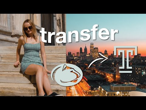 My Freshman Year   Why I Transferred to Temple University from Penn State