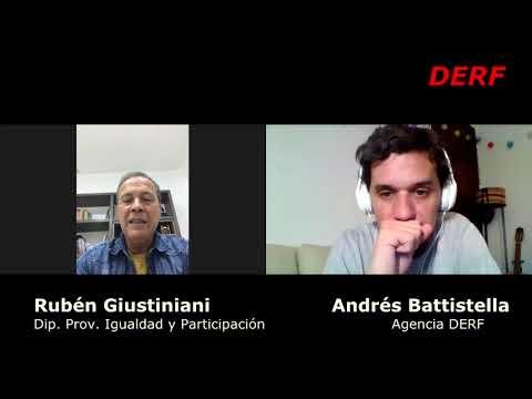 Giustiniani: Los incendios se deben a mezquinos intereses económicos