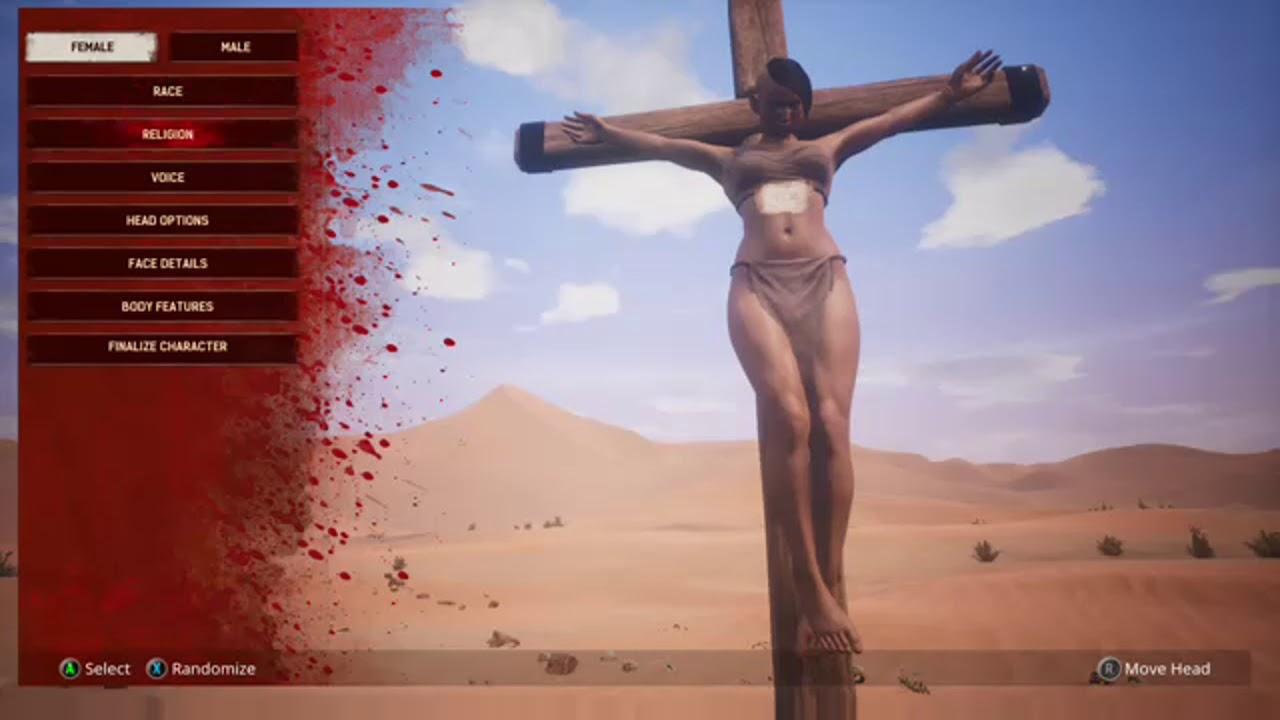 Conan Exiles Nudity