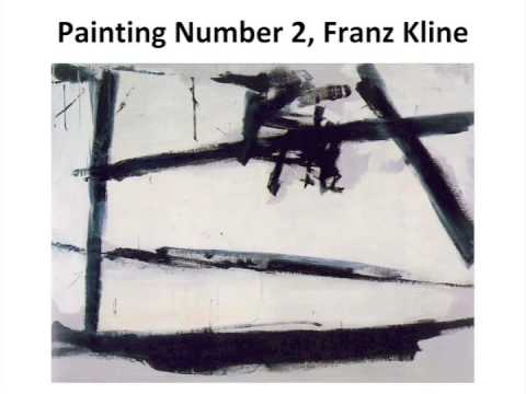 Abstract Expressionism Lecture