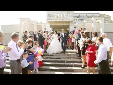 Свадебный клип Агата и Валерий