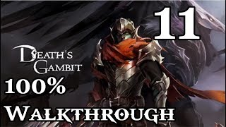 Death's Gambit - Walkthrough Part 11: Ylnoth The Corpse City