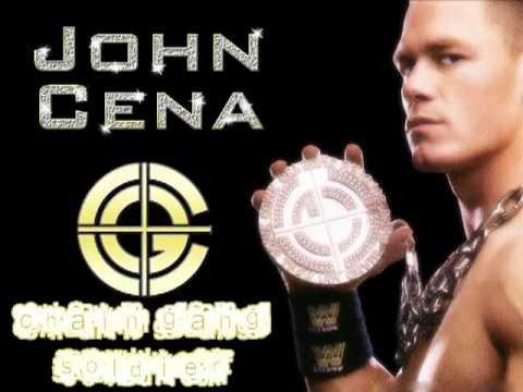 john cena-chain gang is the click