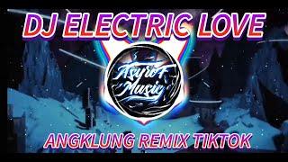 Rasyrof - Electric Love Angklung
