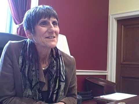 WeNews Interview:  Rep. Rosa DeLauro