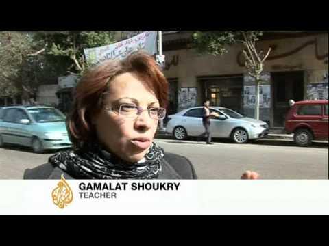 Egyptians return to polls for upper house vote