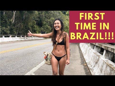 MY FIRST COMMERCIAL SHOOT IN BRAZIL! Rio De Janeiro + Sao Paolo