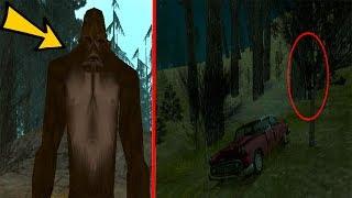 🔔Топ 5 СТРАШНЫХ МИФОВ (👽ПРАВД) В GTA : San Andreas