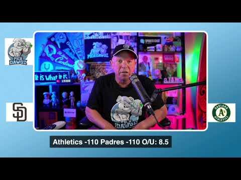 Oakland Athletics vs San Diego Padres Free Pick 9/5/20 MLB Pick and Prediction MLB Tips