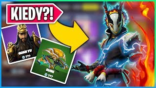 ALL UPCOMING SKINS DISCOVERED! WE KNOW WHEN THEY WILL BE IN THE STORE! (Fortnite Battle Royale)