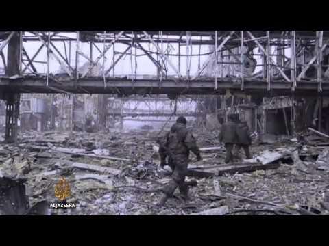 Deadly shelling strikes bus in Ukraine's Donetsk