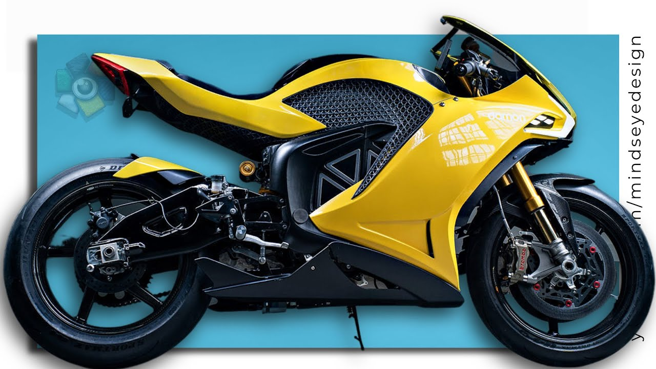 10 MOST ANTICIPATED ELECTRIC MOTORCYCLES COMING IN 2021-2023