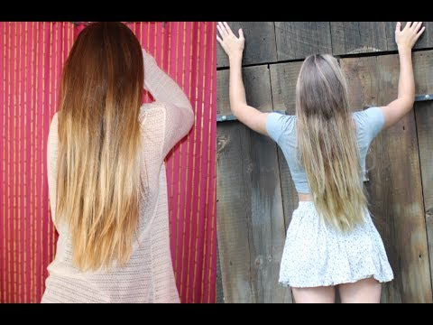 How to grow your hair long fast Tips and tricks