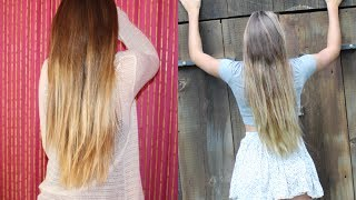How to grow your hair long fast! (Tips and tricks)