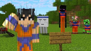 Download Monster School : Dragon Ball Z Challenge - Instant Transmission - Minecraft Animation Mp3 and Videos
