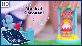 In The Night Garden Musical Activity Table