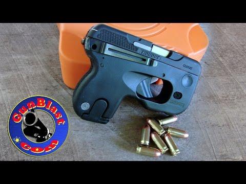 Shooting the Taurus Curve 380 ACP Semi-Automatic Pocket Pistol - Gunblast.com