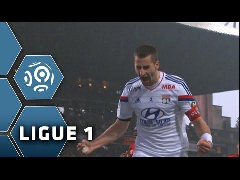 Goal Maxime GONALONS (56') / Olympique Lyonnais - OGC Nice (1-2) - (OL - OGCN) / 2014-15