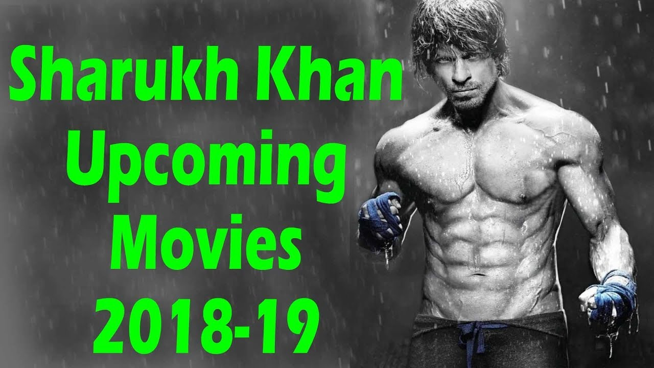 New Hindi Movei 2018 2019 Bolliwood: Shahrukh Khan Upcoming Movies In 2018 & 2019
