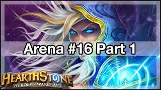 Hearthstone Arena #16: Part 1 - Magier - Let's Play Hearthstone Gameplay - (Deutsch / German)
