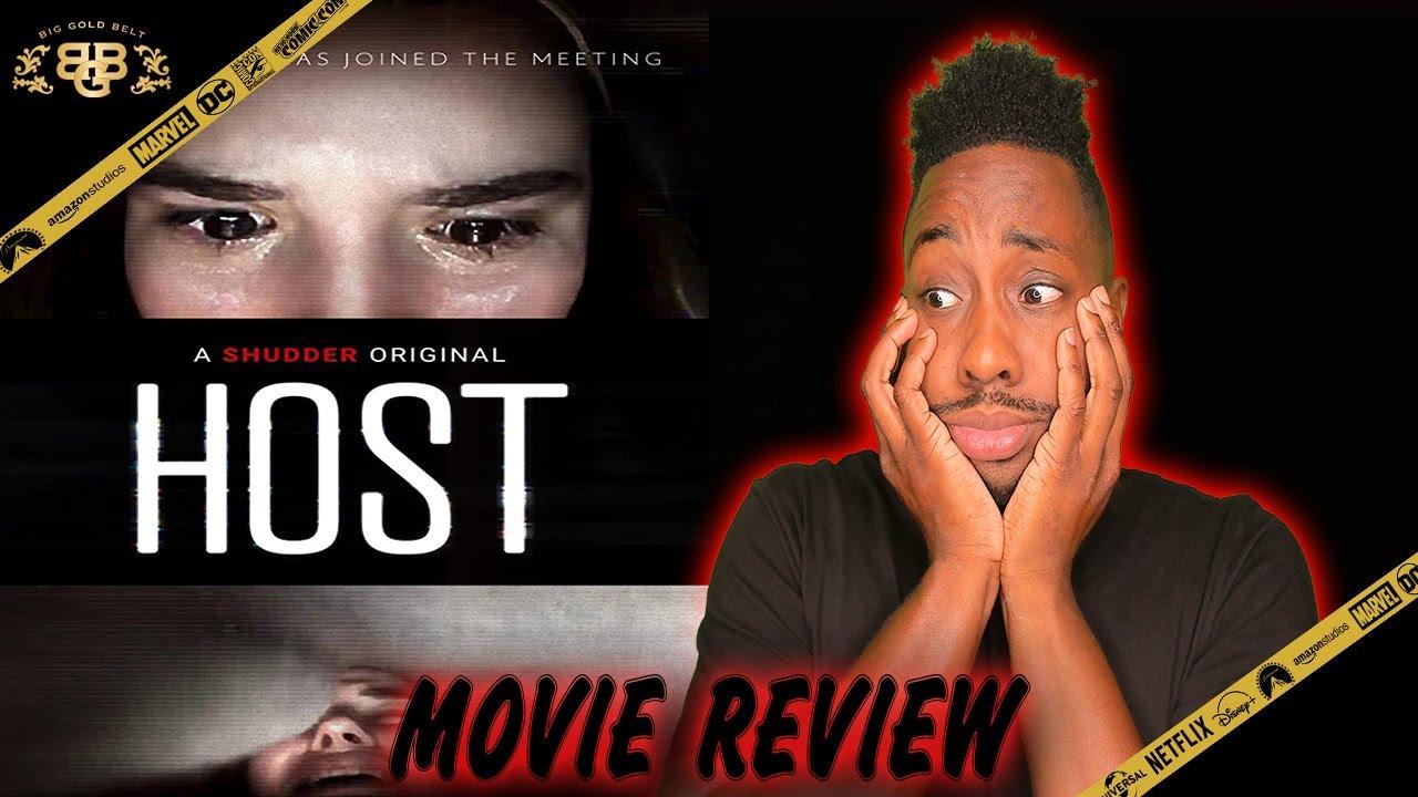 Host Movie Review 2020 Shudder Original Youtube
