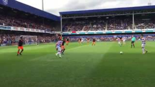 Loftus Road Stadium - QPR - Sheffield Wednesday 1:2, 17.04.2017 - Groundhopping