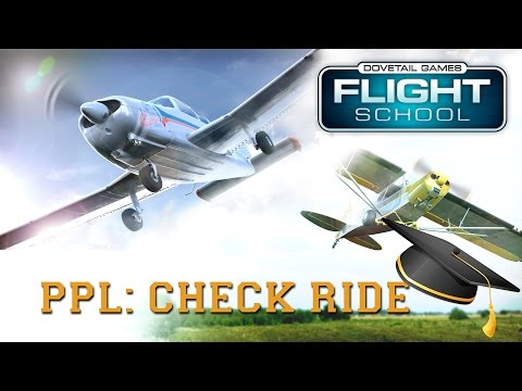 DTG Flight School PPL Checkride