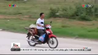 Tin Tức VTV24 - Ngày 14/11/2016: Vạch Trần Thủ Đoạn Biến Thịt Lợn Thối Thành Thịt Lợn Mán