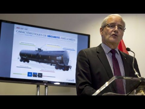 Rail tanker model involved in Lac-Megantic facing early ban