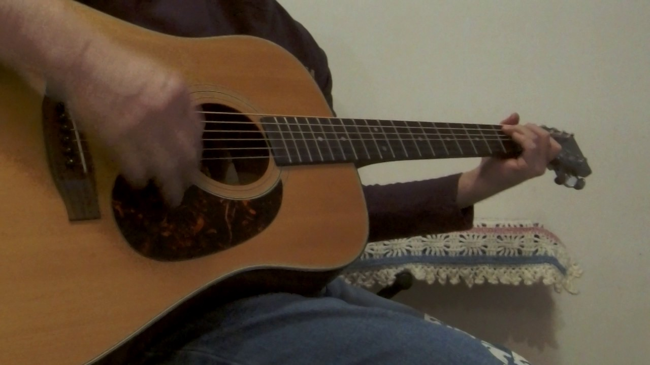 Sigma Dm 2 Acoustic Guitar Demo Youtube