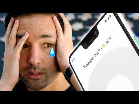 Everyone's Reaction to the Google Pixel 3