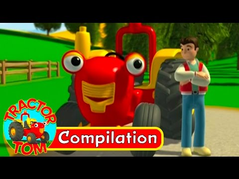 Tractor Tom – Compilation 4 (English)