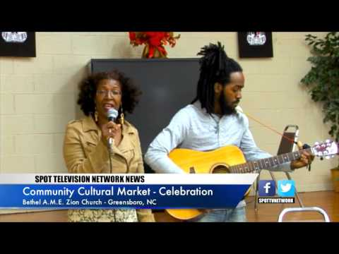 Greensboro Cultural Market - Reggae Music II