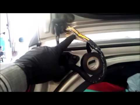 [DIAGRAM_38IS]  2006 Volvo V70 Tailgate Wire Harness Repair - YouTube | Volvo Wiring Harness Repair |  | YouTube