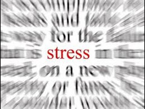 Inspiring Words on How to Deal with Stress #4 - Stressful Situations Be Good
