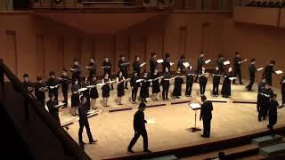 Nagoya Youth Choir 2017 1st Stage 『三重五章』より 曲:柴田 南雄 序...