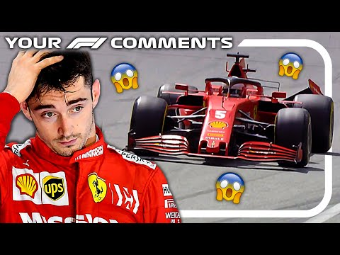 FERRARI ARE CANCELLED THIS YEAR AGAIN  Your F1 Comments  2020 Styrian Grand Prix