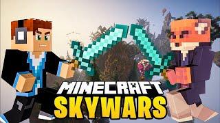 Minecraft SkyWars #01 - TAK TO MOŻNA GRAĆ :D