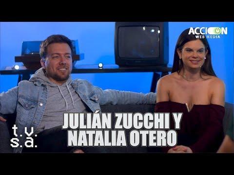 JULIN ZUCCHI Y NATALIA OTERO HABLAN DEL XITO QUE TUVO 'PARCHS' EN PER