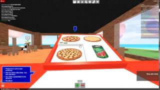 Roblox GP P1 (Work At A Pizza Place)