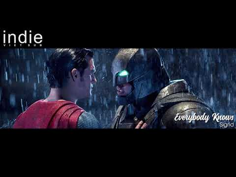 [Vietsub+Lyrics] Sigrid - Everybody Knows (Justice League OST)