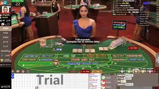 Cách chơi Baccarat tại Sảnh Asia Gaming của Sòng bài online CasinoK8