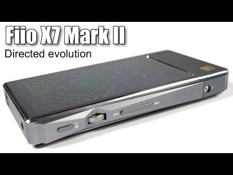 Full review of FiiO X7 Mark II