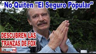 El gran negocio de Fox lo desaparece AMLO