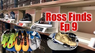 1d7c9c2531a Ross Finds Ep. 9 Rare Collabs and Limited shoes and cleats!! 2017 August