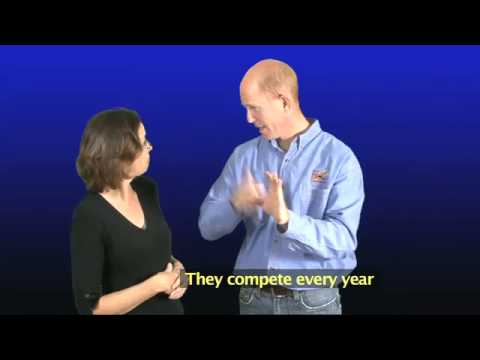 Auslan in Sport - Introduction to DVD