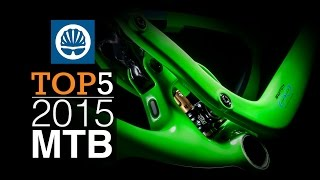 Top 5 - 2015 Mountain Bikes