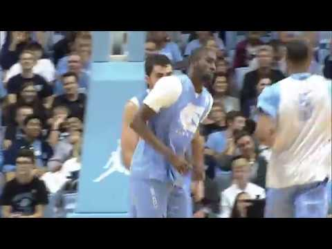 UNC Men's Basketball: Scrimmage Highlights at Late Night With Roy